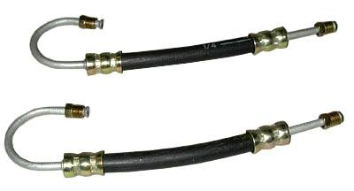 Hoses - Power Steering Hoses - Shafer's Classic - 1958 - 1964 Chevrolet Full Size  Power Steering Hose