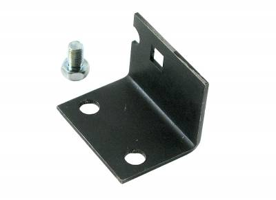 Exhaust - Tailpipe Brackets - Shafer's Classic - 1955 Chevrolet Full Size Tailpipe Bracket, Right