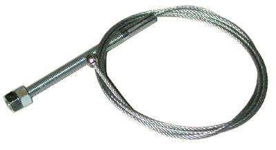 Brakes - Parking Brake Parts - Shafer's Classic - 1958 - 1964 Chevrolet Full Size Front Parking Brake Cable