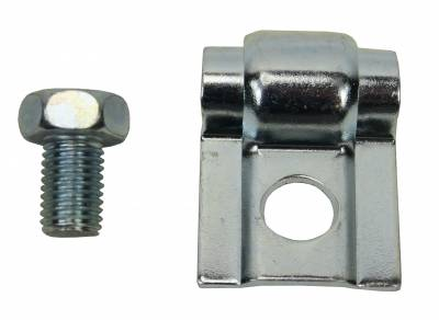 Engine - Gas Line Clips - Shafer's Classic - 1965 - 1966 Chevrolet Full Size  Long Gas Line Clip