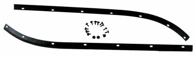 Body Parts - Convertible Related Parts - Shafer's Classic - 1961 - 1964 Chevrolet Full Size Tacking Strip